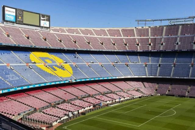 Camp Nou - FC Barcelona stadium - things to do barcelona