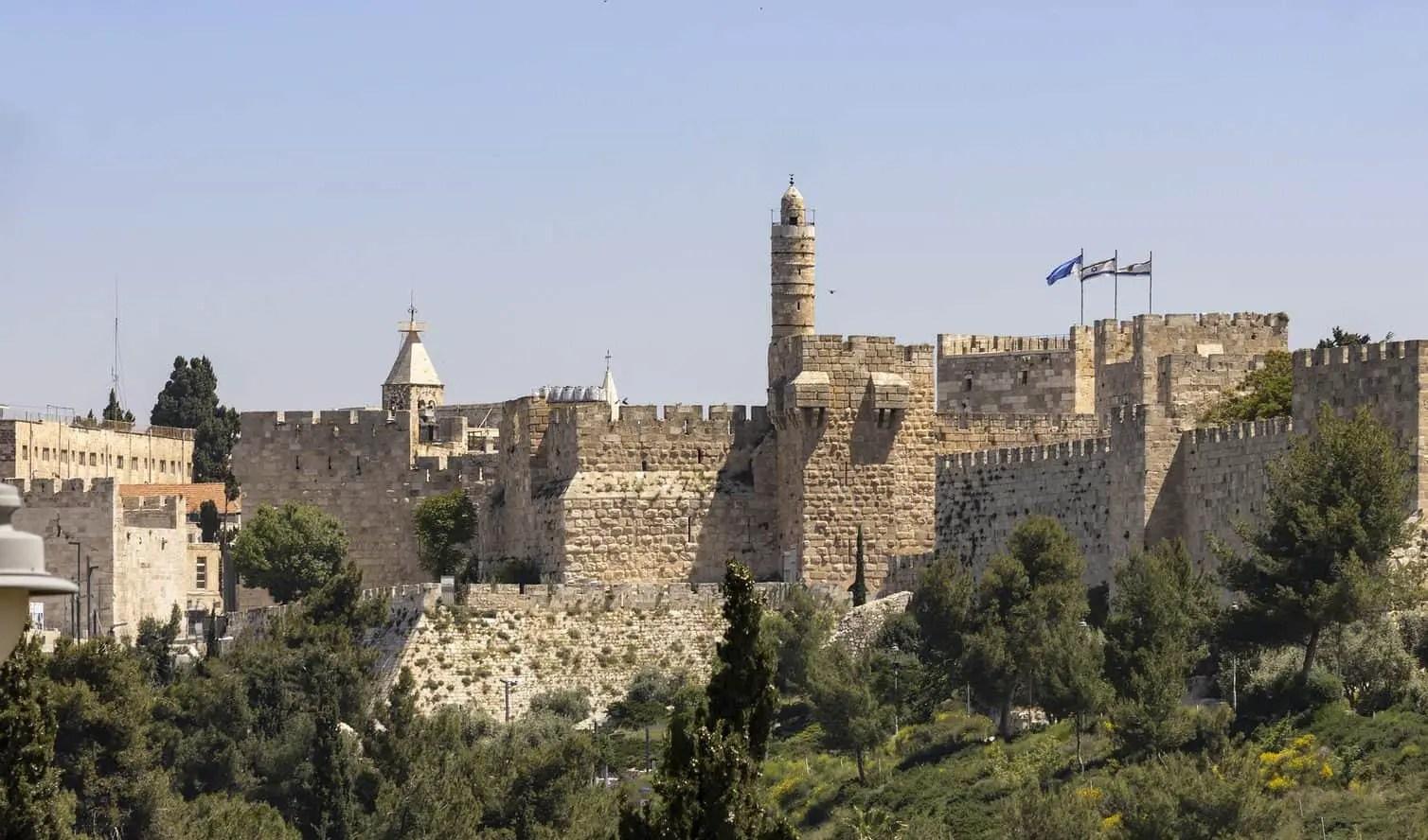 Top 10 sites in Jerusalem, Israel