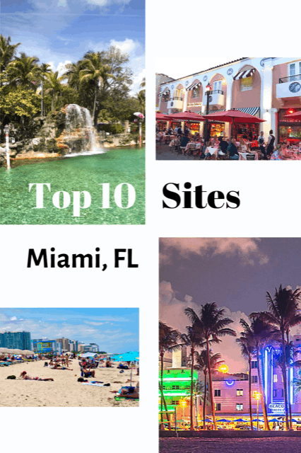 Top 10 sites Miami, FL, What to do in Miami, Best things to do in Miami, Travel Miami #Miami #Florida #Travel