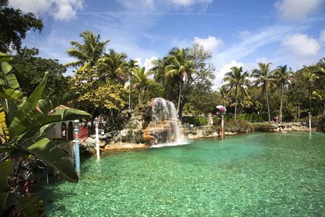 The Venetian Pool at Coral Gables. Miami what to do miami