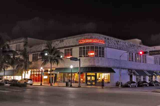 World Erotic Art Museum | Photo courtesy of Wilzig Erotic Art Museum. places to go miami. things to do in florida miami