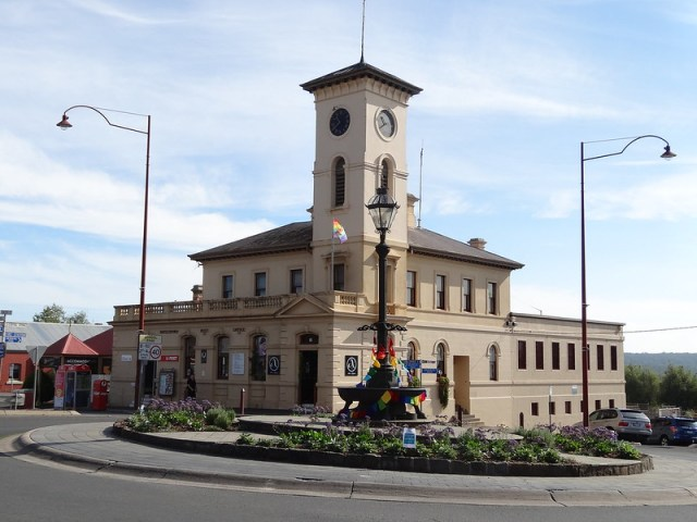 visiting Daylesford is  one of the fun things to do in victoria for couples