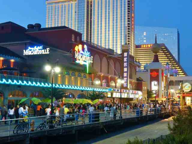 If you like Casinos, Atlantic City is great for winter getaways from nyc