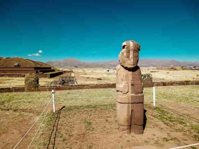 Dive Into The History Of Tiwanaku when travelling in bolivia, travel bolivia