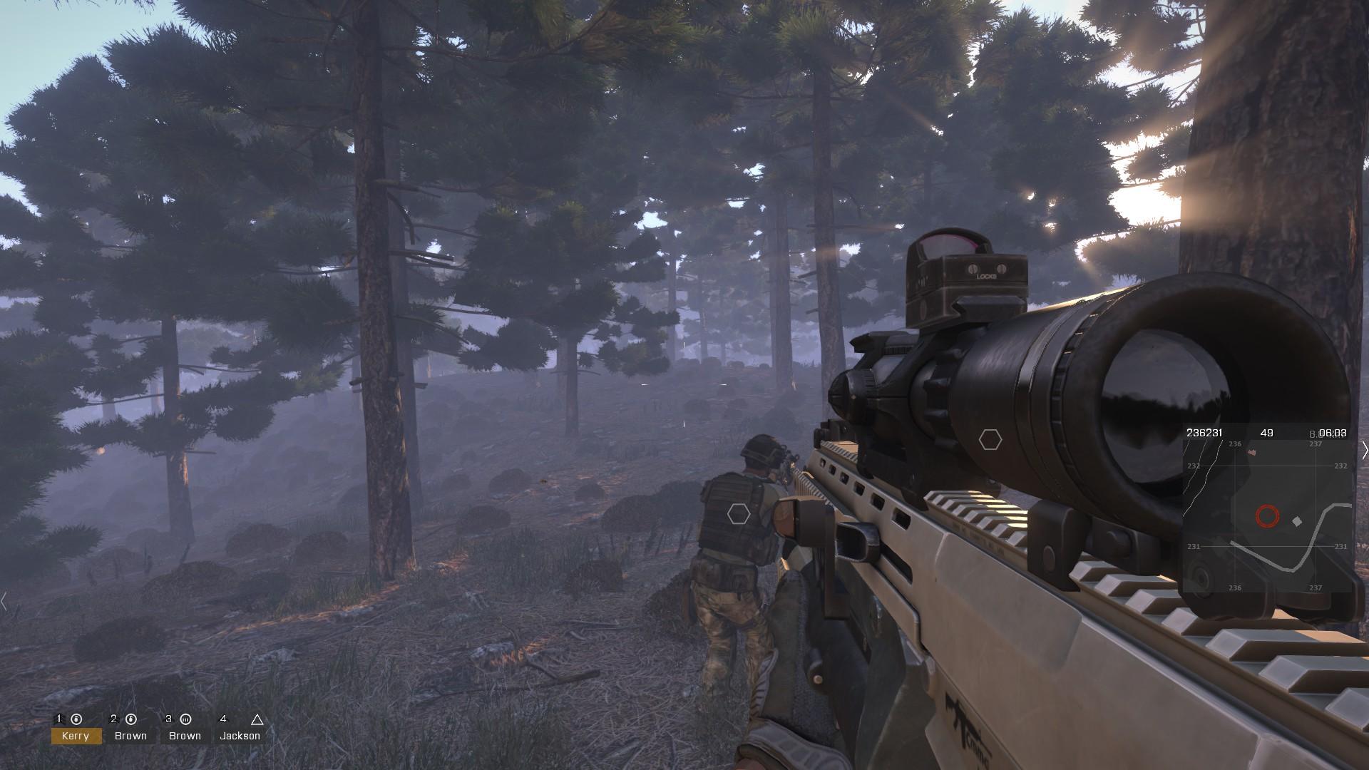 AtomP Reviews: Arma 3 [Bohemia Interactive] – The Torch