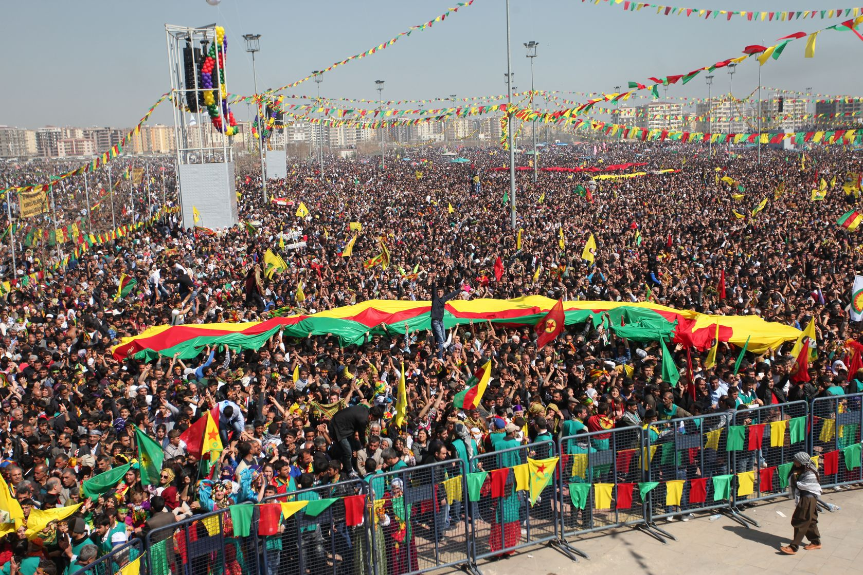 Image result for photos of kurds on independence day