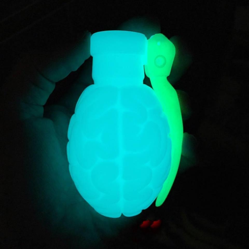 glow in the dark baby brainade emilio garcia