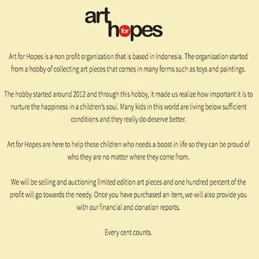 art for hopes