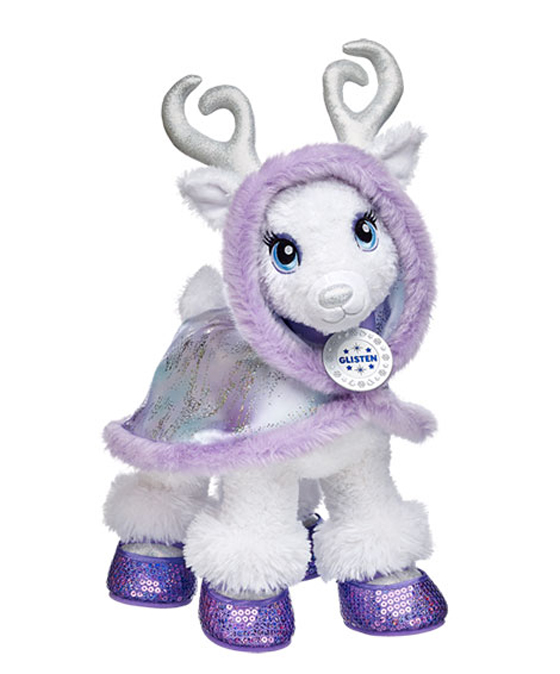 Spend Christmas Cuddling With A Build A Bear Reindeer