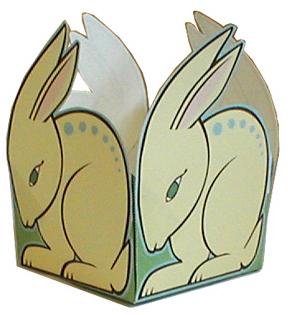 A Bunny Basket