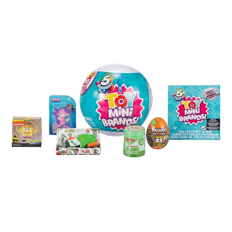 Zuru 5 Surprise Toy Mini Brands Preview