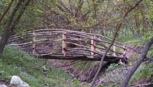 A Stick Man bridge?