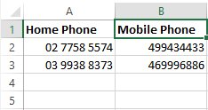 Create a Custom Number Format in Excel