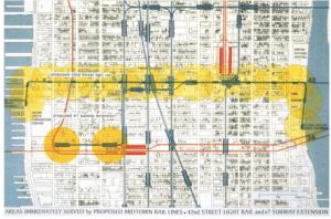 Vision 42 Streetcar Map