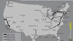 High Speed Rail Network Phasing