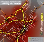 Northeast High Speed Rail Network