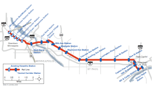 Twin Cities Central Corridor