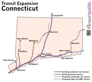 Connecticut Transit Expansion