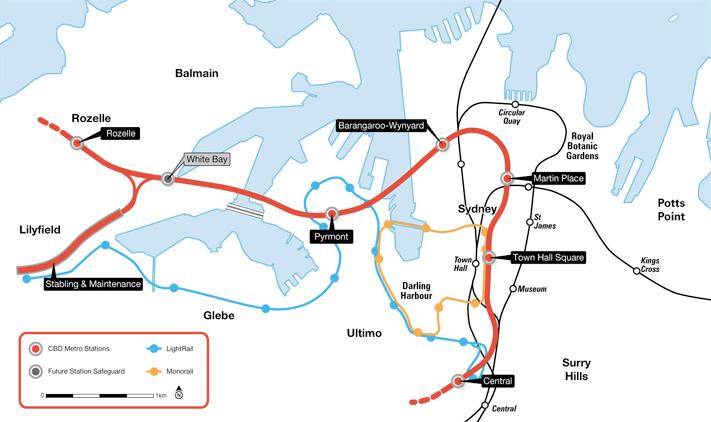 Sydney Metro The Transport Politic