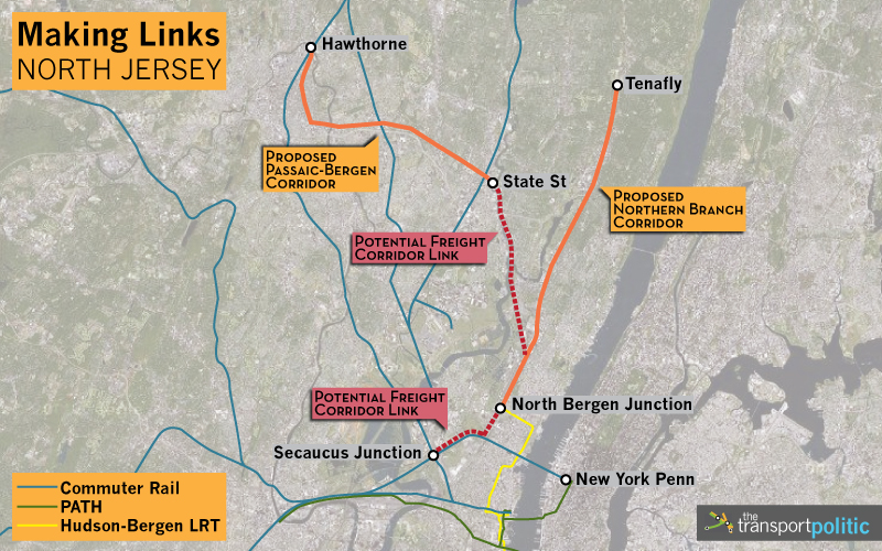 Making Links in North Jersey « The Transport Politic