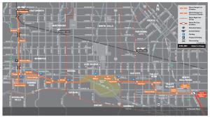 Orange Line Canoga Extension