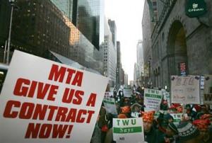 2005 New York Transit Strike