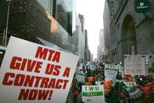 2005 New York Transit Strike