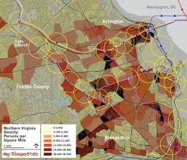 Northern Virginia Density