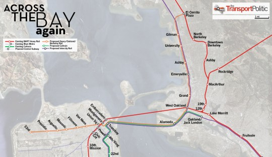 Crossing the Bay Again — But Not Necessarily with BART « The ...