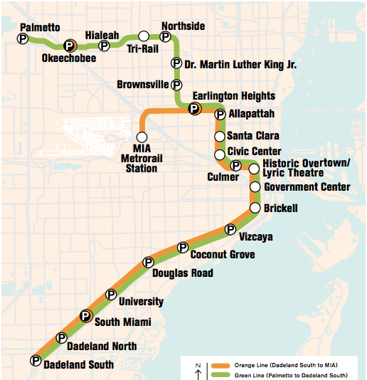 Where There Were Once Many Lines Planned Just One Opens in Miami