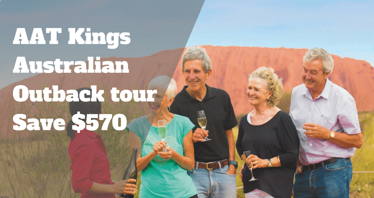 AAT Kings Australian Outback tour