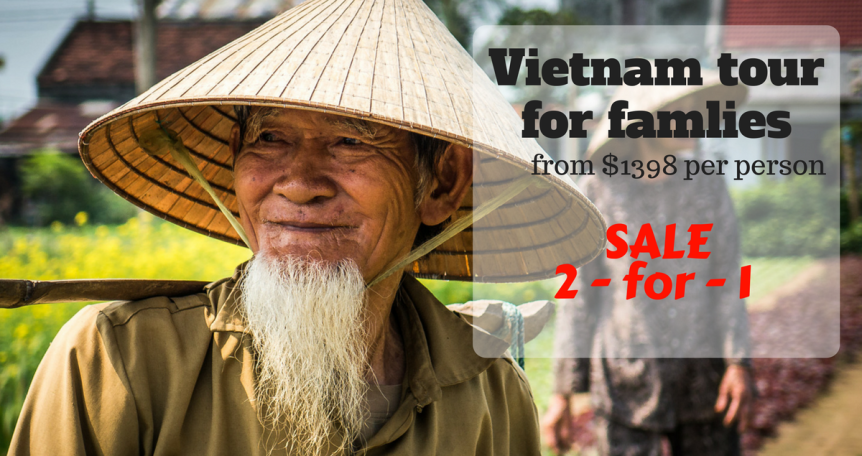 vietnam tour sale