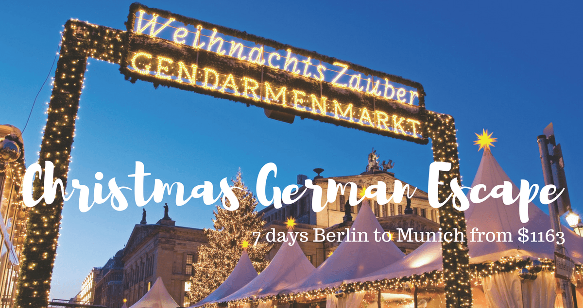 Globus German Christmas Markets