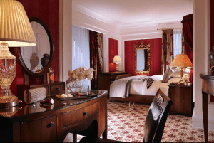 Powerscourt Hotel ireland suite