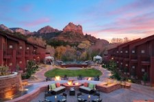 Amara Resort, a top resort in Sedona