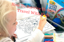 How to Survive Holiday Travel With Kids