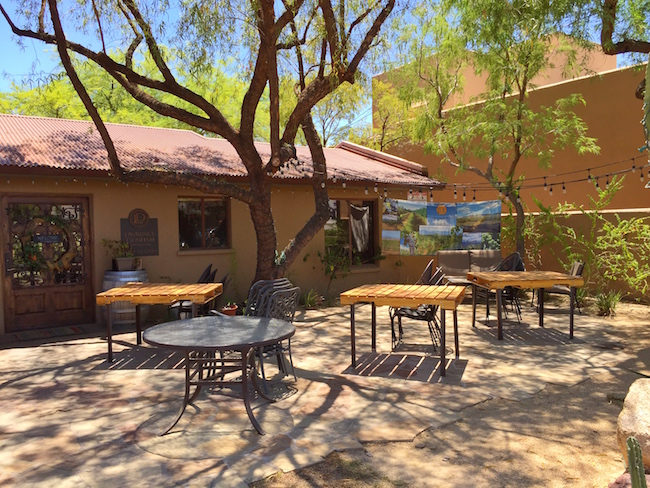Wine in Scottsdale? Take a Trip on the Wine Trail in Old Town