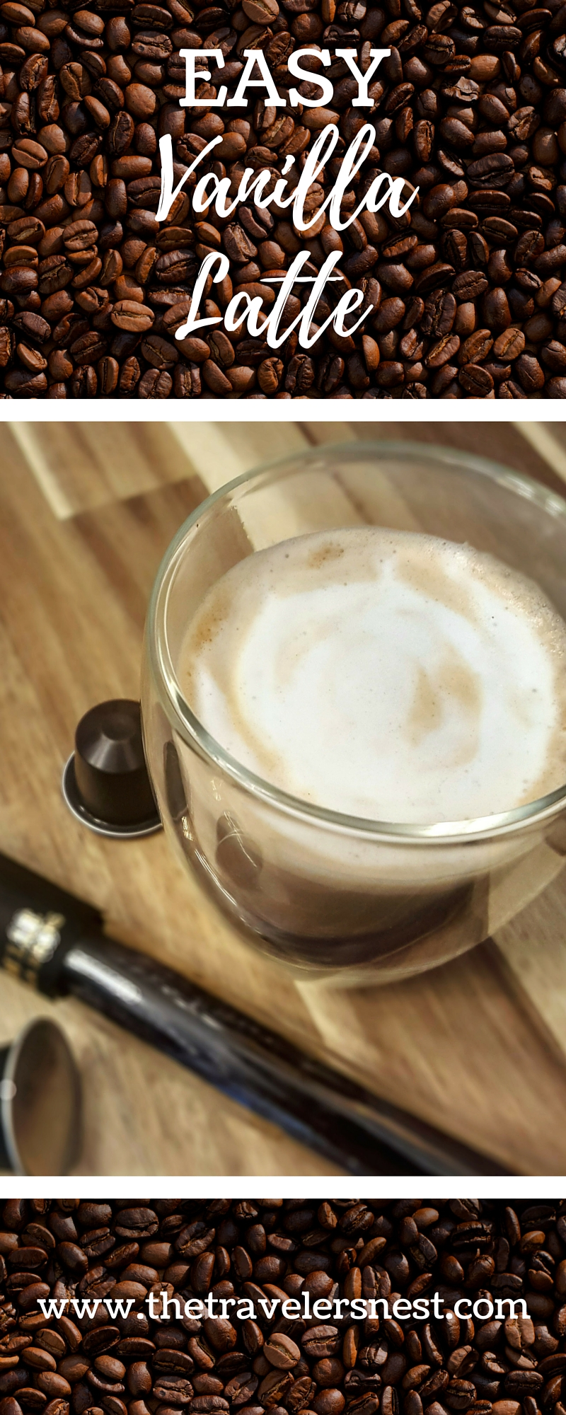 Easy Vanilla Latte