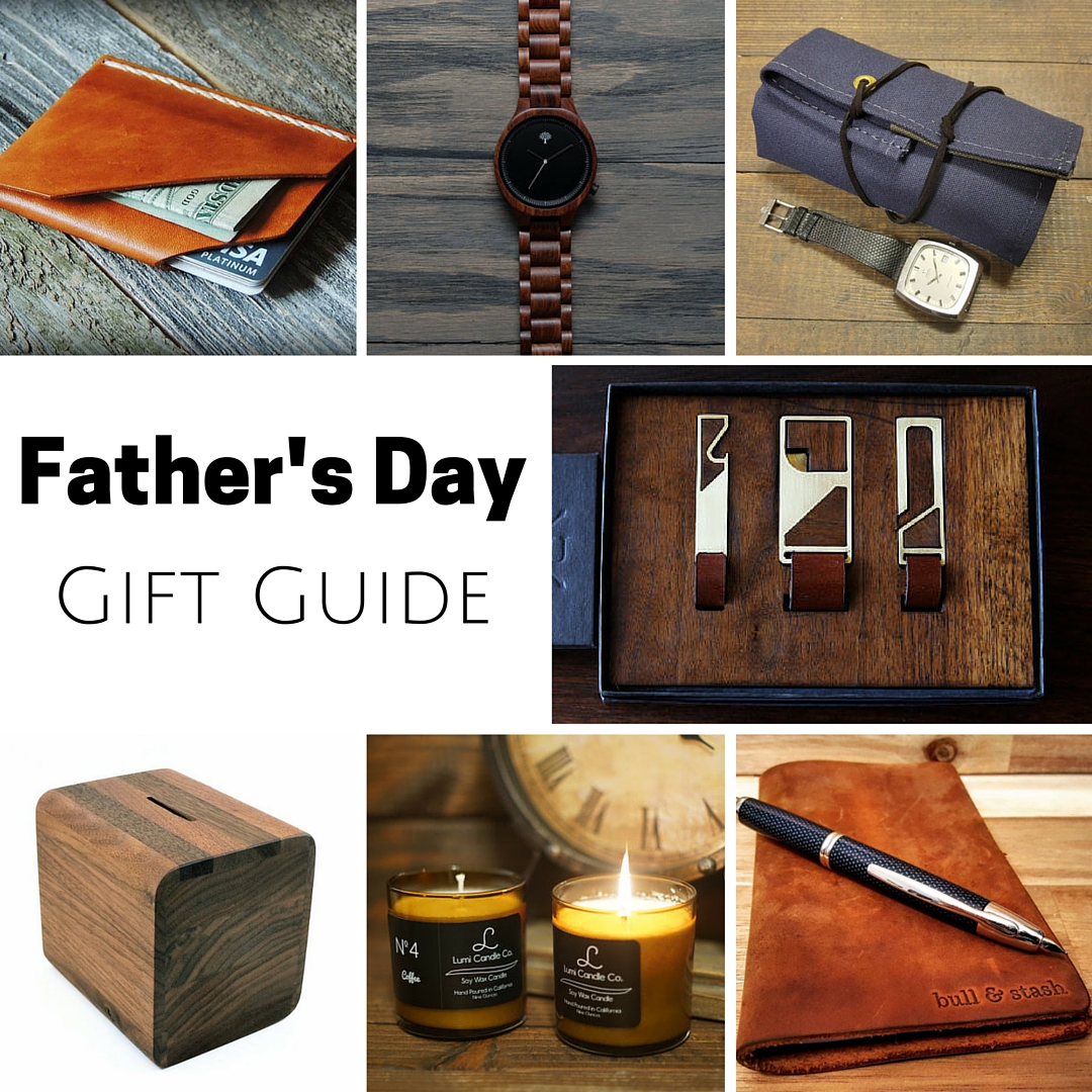 Father's Day Gift Guide – Small Business Edition