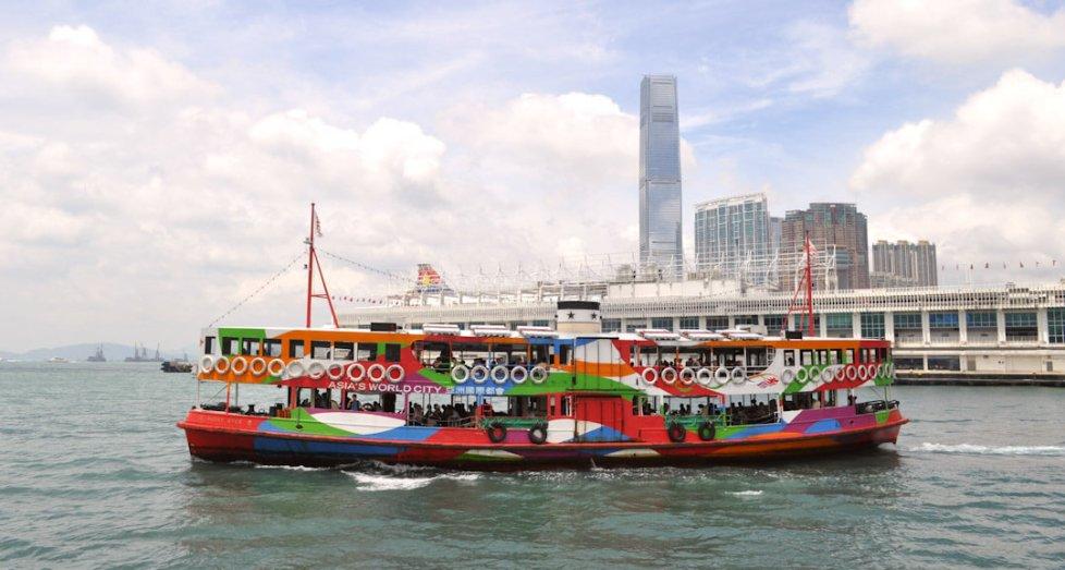 HK = Dynamism at its best