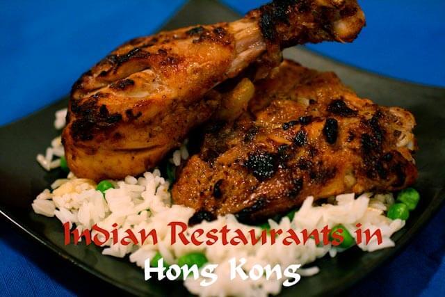 Indian Restaurants in Hong Kong