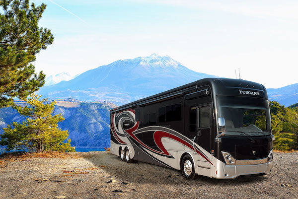 Class A Hybrid Electric RV! | The Traveling Locavores