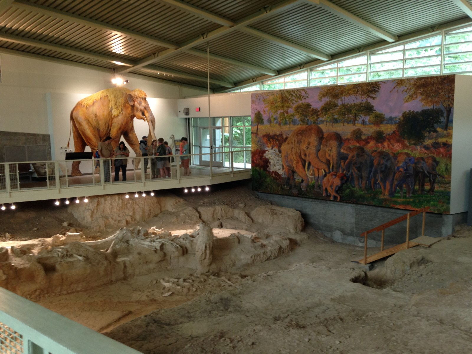 Research Center at Waco Mammoth