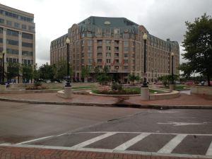 Exterior view of the Mandarin Oriental Washington DC