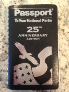 Tyler's National Park Passport