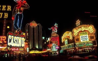 Girls' trip: Las Vegas, USA