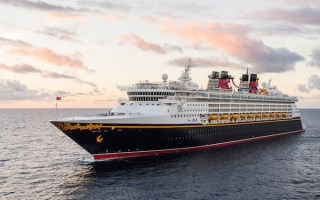 Disney UK cruises