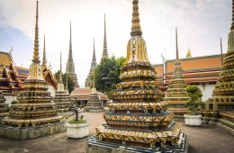 Why there are so many temples in Thailand