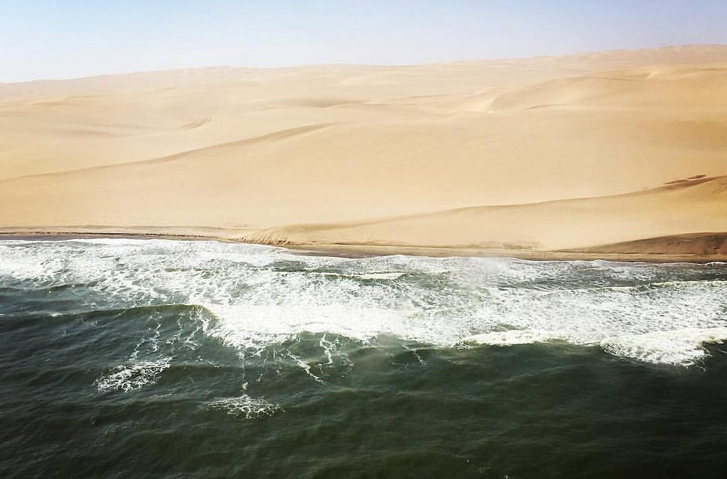 The World's most inaccessible places: Spotlight on the Skeleton Coast