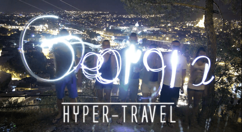 "Featured Travel Video Of The Week: Piotr Wancerz ""Georgia 